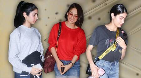 Janhvi Kapoor, Khushi Kapoor and Yami Gautam's casual #streetstyle can easily find a way into your life