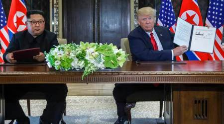 Trump-Kim meet: Full text of historic joint statement signed at Singapore summit