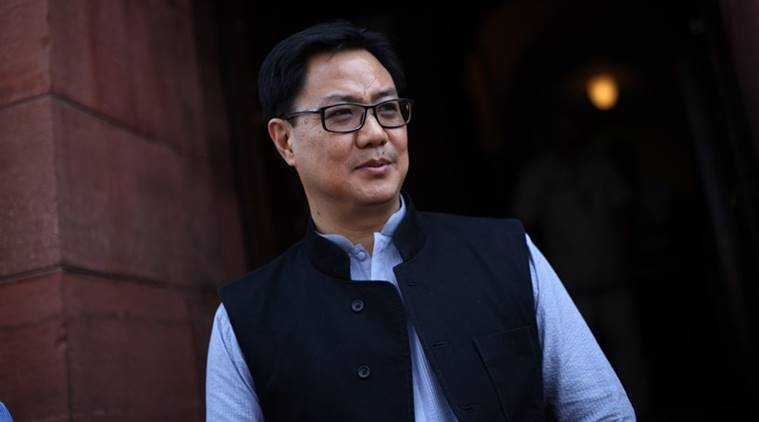Snooping row: Misinformation campaign being run to hurt India's image, says Kiren Rijiju