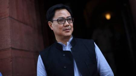 Advisories to states, Union minister Kiren Rijiju says: Over 1 lakh rape cases in 3 years
