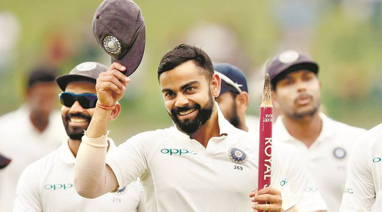 We are a team looking to perform in different conditions, says Virat Kohli