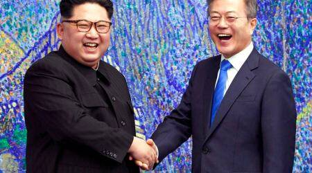 Koreas prepare for summit as North asks US to ease sanctions