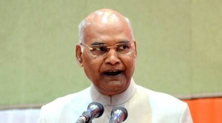 Technology can be a force multiplier for several govt programmes: President Ram Nath Kovind to IIT-K students