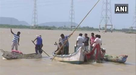 Andhra Pradesh: Bodies of four engineering students, drowned in Krishna river, recovered
