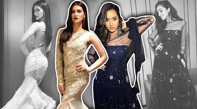IIFA 2018, IIFA rocks 2018, IIFA awards 2018, IIFA 2018 updates, Kriti Sanon, Dia Mirza, Shraddha Kapoor, Diana Penty, Urvashi Rautela, celeb fashion, bollywood fashion, indian express, indian express news