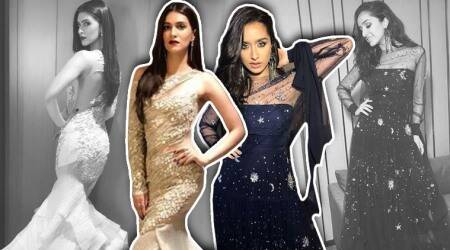 IIFA 2018, IIFA rocks 2018, IIFA awards 2018, IIFA 2018 updates, Kriti Sanon, Dia Mirza, Shraddha Kapoor, Diana Penty, Urvashi Rautela, celeb fashion, bollywood fashion, indian express, indian express news