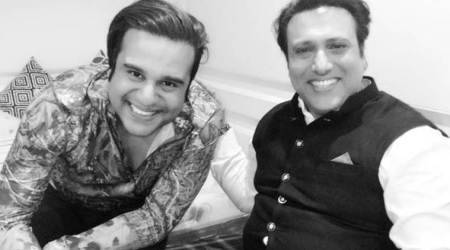 Krushna Abhishek: I would be the perfect choice to play Govinda in his biopic