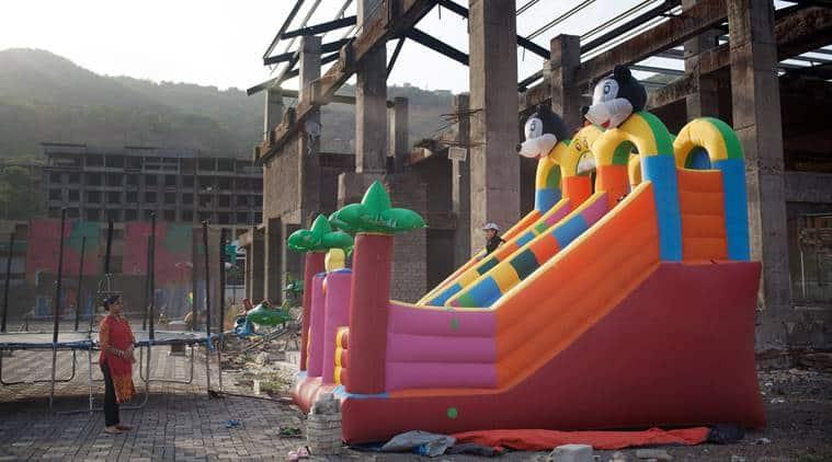 Lavasa Hill City: Maharashtra's luxury housing project slips into disrepair