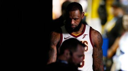 Familiarity breeds contempt, somewhat, at the NBAFinals