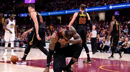 NBA: Defeat in the Finals puts LeBron James future with Cavaliers in doubt