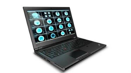 Lenovo ThinkPad P52 VR-ready laptop with 128GB RAM launched