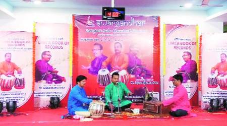 In an attempt to enter Limca Book, classical singer performs for 15 hours