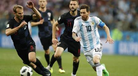 Argentina vs Croatia Live Streaming FIFA World Cup 2018 Live Score: Argentina 0-1 Croatia in 2nd half