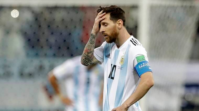 Lionel Messi's Argentina retirement 'would be understandable' - Carlos Tevez