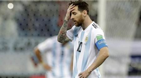 Lionel Messi left out of Argentina friendly games
