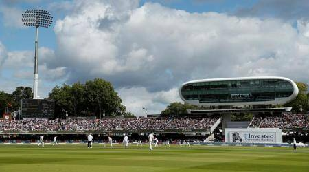 Lord's up for sale: Part of iconic cricket stadium can be yours for just£500