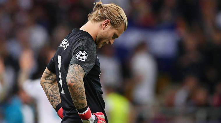 Loris Karius influenced by concussion during Champions League final, says Jurgen Klopp