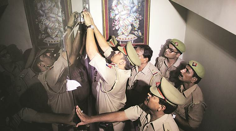 Fire at Lucknow hotels: 2 arrested, magisterial probe ordered