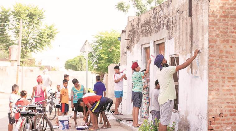 Ludhiana village gets a makeover as volunteers work to mould a model village for rural eco-tourism