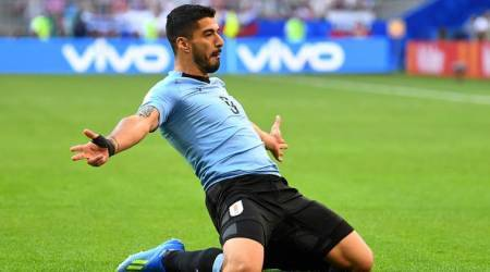 FIFA World Cup 2018: 2014 'bad boy' Luis Suarez on road to Russian redemption