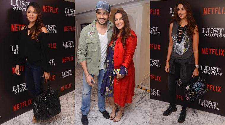 lust stories screening photos