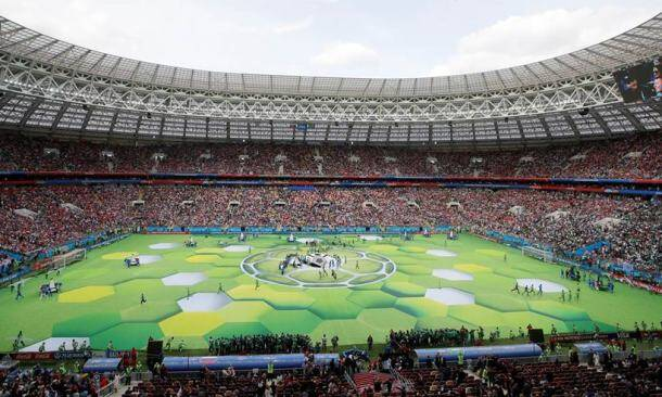 FIFA World Cup opening ceremony