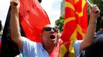 Macedonian parliament starts debate on name change deal with Greece
