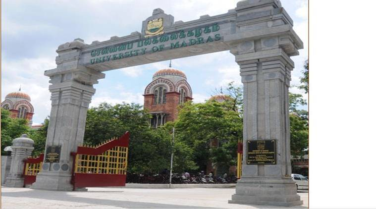 Madras University result 2018 declared for MBA distance