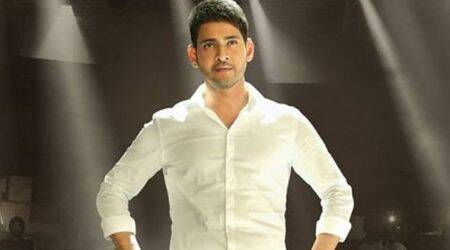 mahesh babu preps for his next