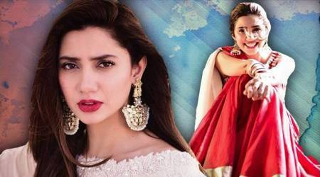 Mahira Khan adds a glamorous twist to ethnic wear for 'Saat Din Mohabbat In' promotions
