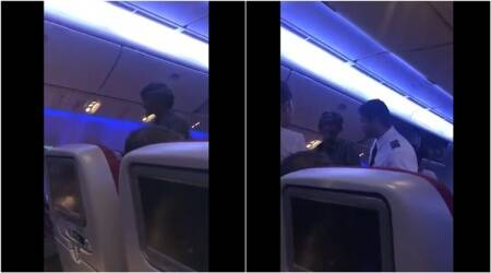 The 'Truth' behind the video of a 'Pakistani' man begging on flight that went viral