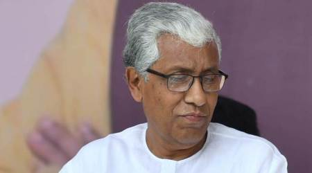 Tripura custodial death, Biplab Kumar Deb, Manik Sarkar, Tripura Deputy Speaker Biswabandhu Sen, Tripura news, indian express, Sushanta Ghosh custodial death