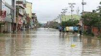 Manipur: Flood situation improves, traffic movement resumes on NH-37