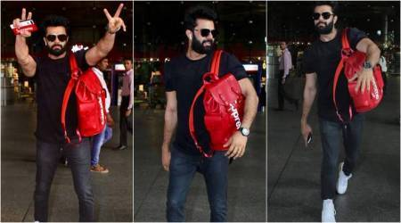 Manish Paul becomes the proud owner of a Supreme Louis Vuitton bag; can you guess the price?