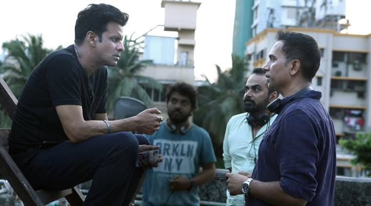 Manoj Bajpayee in The Family Man