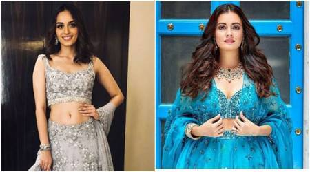 Bollywood Fashion Watch for June 16: Manushi Chillar and Dia Mirza are stunners in lehengas