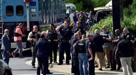 Maryland shooting: Priest highlights work of 5 slainjournalists