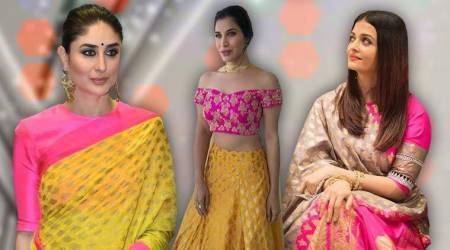 Aishwarya, Kareena, Sophie: All the times Masaba Gupta's play of bold colours ruled summer ethnics