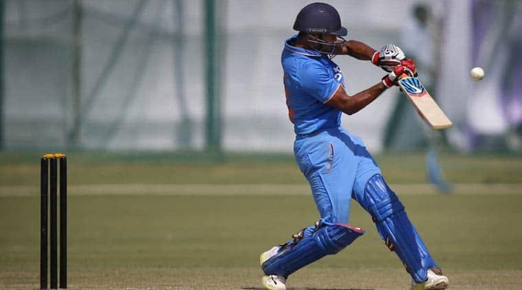 India A vs West Indies A, Mayank Agarwal,v news,Mayank Agarwal runs, Mayank Agarwal hundred, sports news, cricket, Indian Express