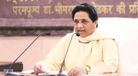 Mayawati slams Centre over GST, Swiss bank accounts