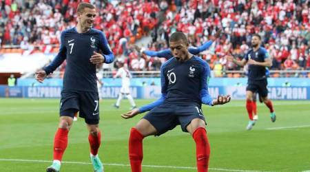 FIFA World Cup 2018 France vs Peru: Kylian Mbappe sends France into second round with 1-0 win over Peru