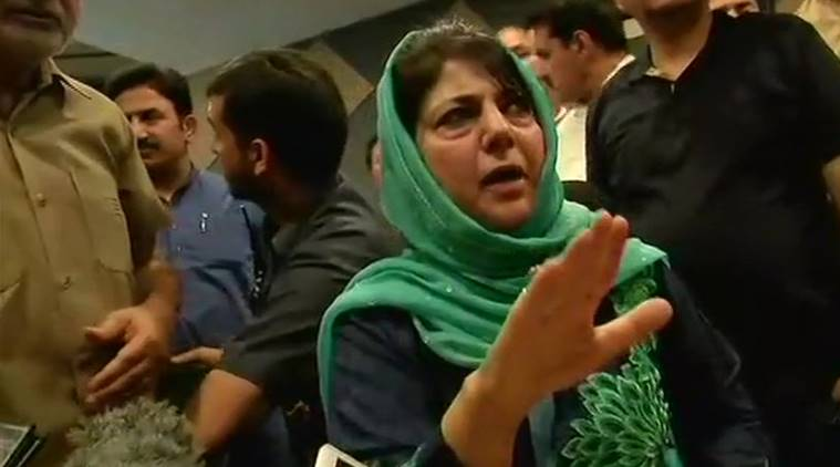 BJP-PDP alliance was not for power but had a bigger motive, will continue for dialogue in J-K: Mehbooba Mufti
