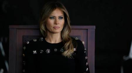US child migrants: Melania Trump 'hates' to see families separated at border