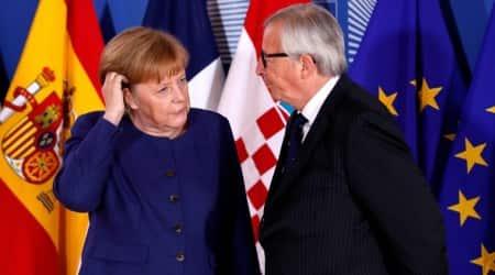 Germany optimistic about EU lifeline for Chancellor AngelaMerkel