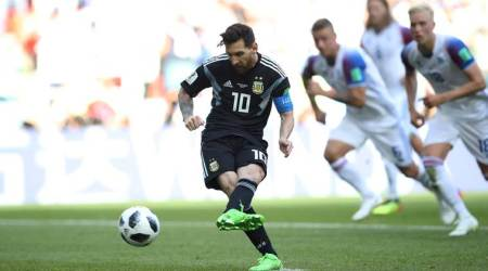 FIFA World Cup 2018: Lionel Messi pays the penalty for a doubting mind