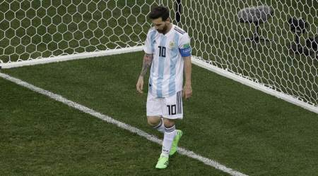 FIFA World Cup 2018, Argentina vs Croatia stats: Lionel Messi's sixth consecutive goalless World Cup match