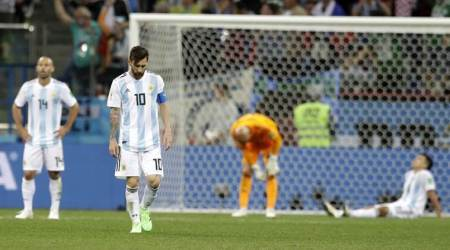 Argentina near exit door after Croatia embarrassment: Five talking points