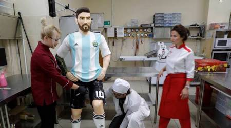 Happy Birthday Lionel Messi: Argentine gets life-size chocolate cake sculture for 31st birthday