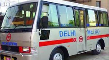 Delhi Metro floats new firm to procure AC mini-buses
