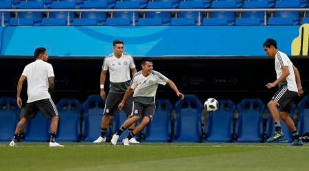 FIFA World Cup 2018: Mexico keeping a level head for match against 'robust' South Koreans